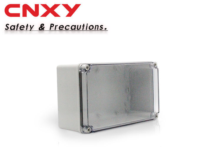 Universal Waterproof Electrical Junction Box CNC Technology Easy Installation