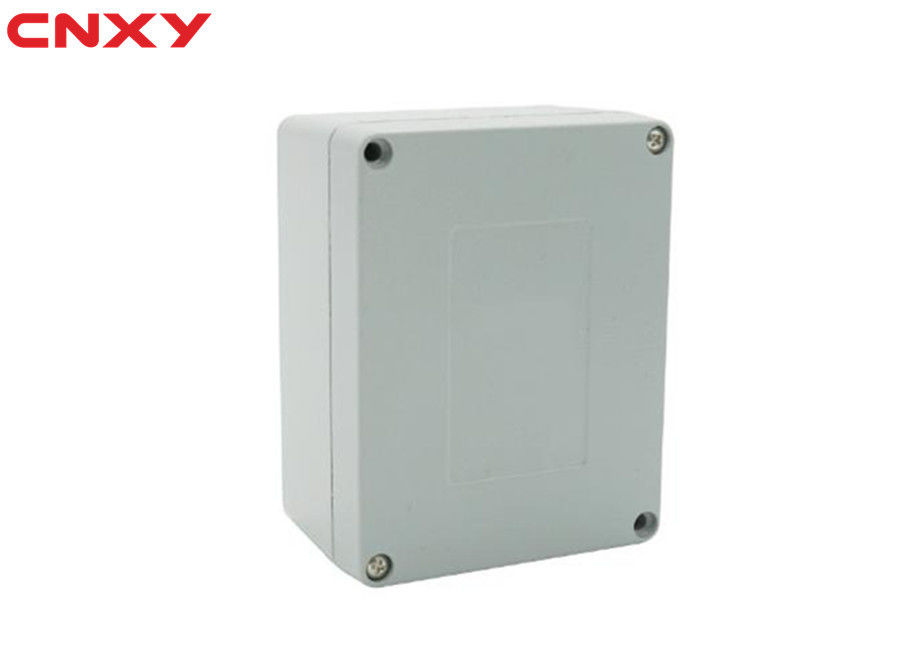 Waterproof dustproof electrical circuit breaker box aluminum junction box cable connection box 115*90*58 mm