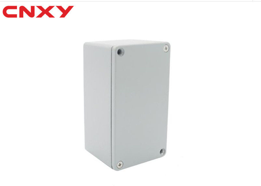IP65 metal connector case waterproof junction box aluminum junction box cable connection box 115*65*55 mm