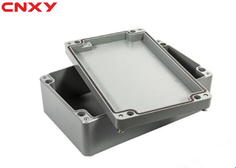Dustproof Grey Pcb Enclosure Box 260*160*90 Millimeter Chemical Resistance
