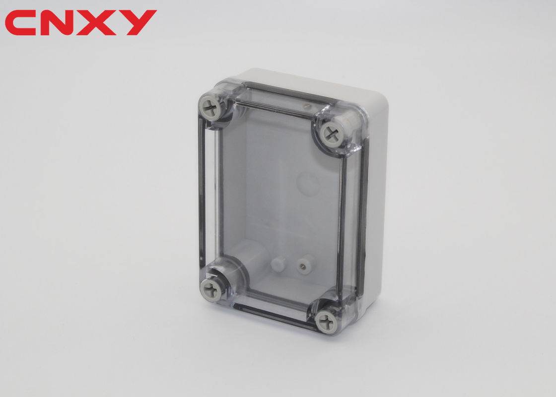 Lightweight Waterproof Junction Box Outside Electrical Enclosure Metal Distribution Circuit Breaker