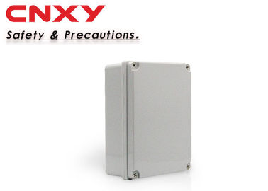 Durable Outside Waterproof Junction Box Impact Resistance Easy Processing