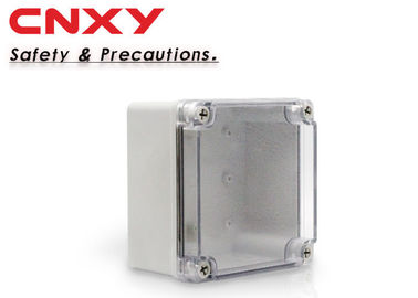 Durable Weatherproof Electrical Enclosures , 0.25 Kg Outside Junction Box