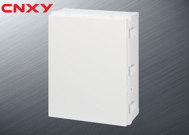 China Grey Cable Distribution Box , Electrical Control Box 500*400*200 Mm factory