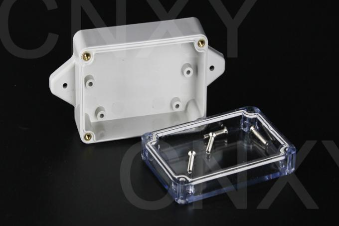Dustproof Outdoor Electrical Junction Box Flame Resistent CE / ROHS Approved