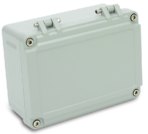 Waterproof Hinged Aluminum Junction Box M4 181308 With Screw Thread