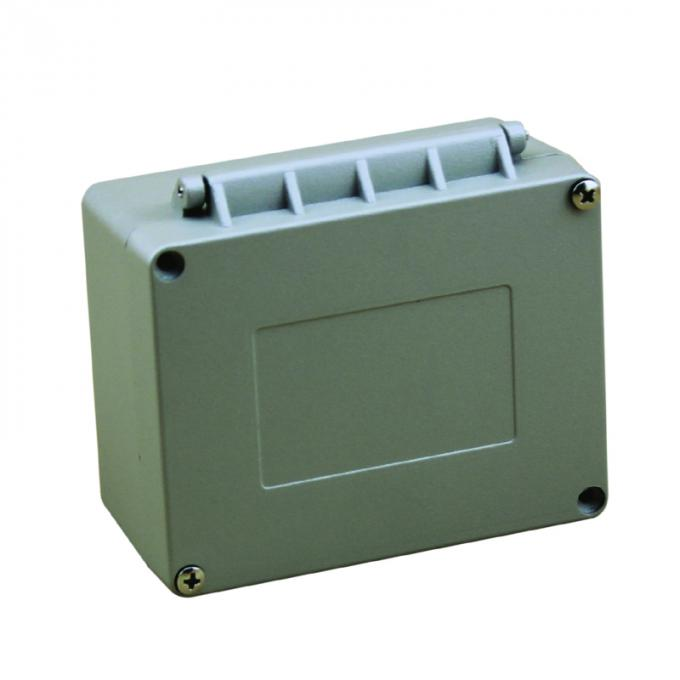 Wall Mount Aluminum Junction Box , Weatherproof Electrical Enclosures